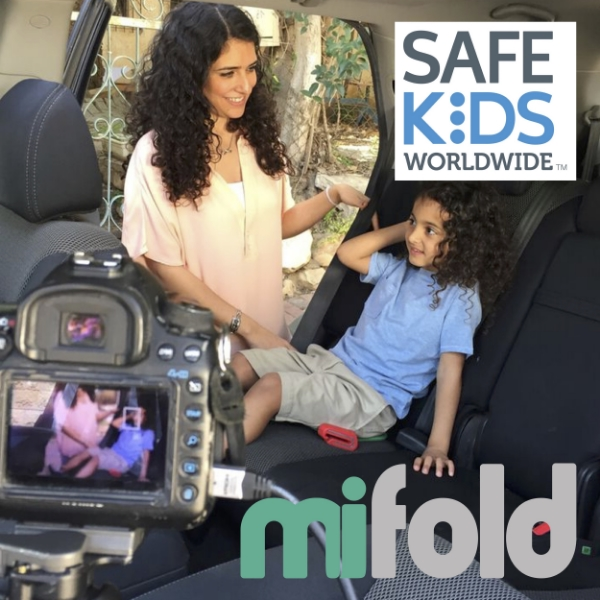 mifold and Safe Kids Worldwide