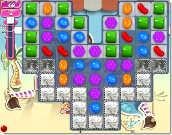 Here is me on level 116 of Candy Crush Saga ... only 1,949 to go!