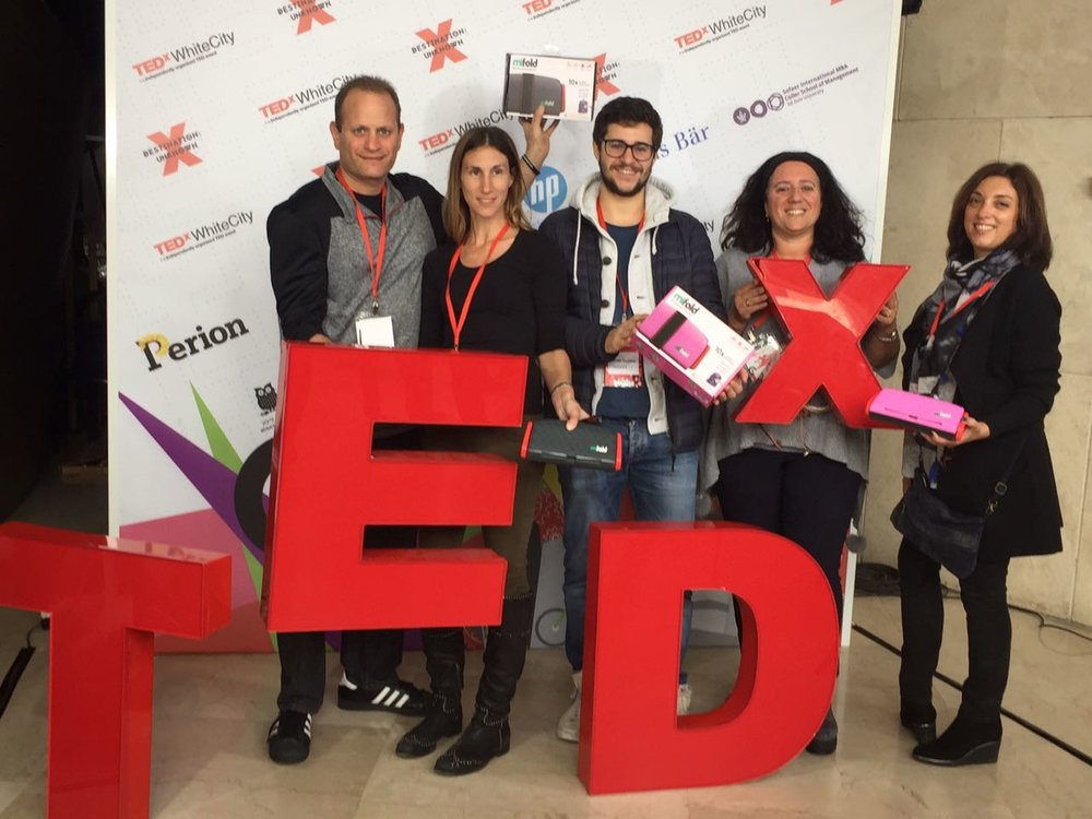 The team at TEDx