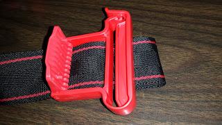 mifold shoulder belt clip