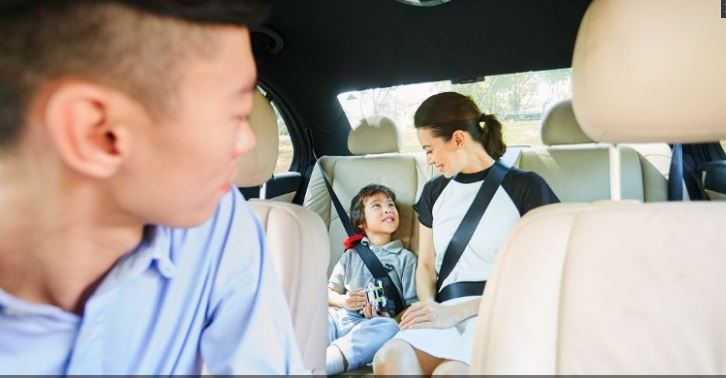 Car Rides Just Got Safer with the New GrabFamily x mifold ...