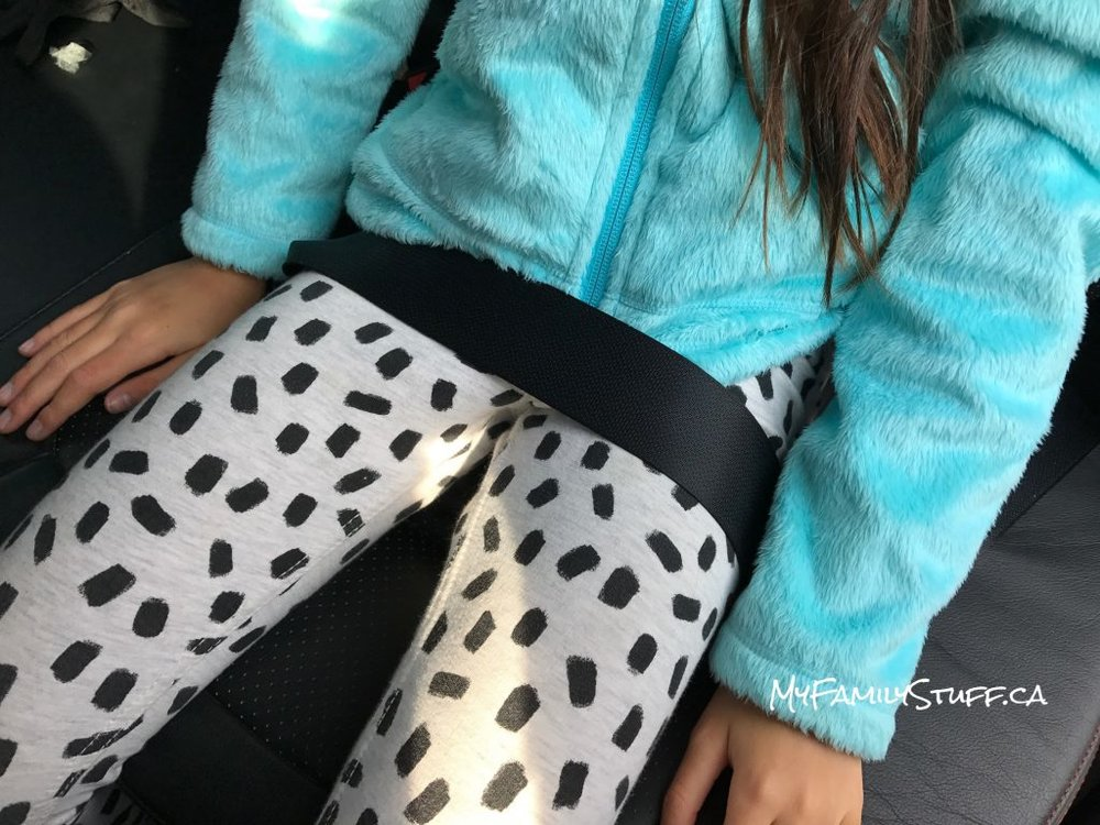 lap belt