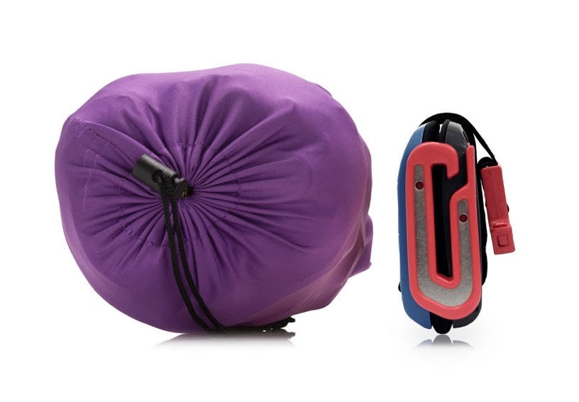 Just see for yourself! mifold vs. BubbleBum — It's a nobrainer!