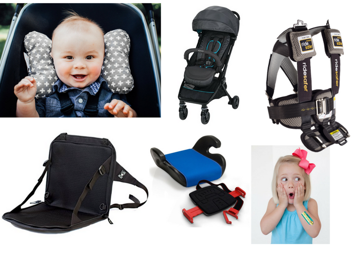 TRAVEL GEAR FOR KIDS — mifold