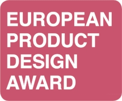 The European Product Design Award (EU) - 2017- The Product Design Award recognizes the efforts of talented designers and design teams who improve our daily lives with practical and beautiful creations, designed to solve a problem and make life easier.