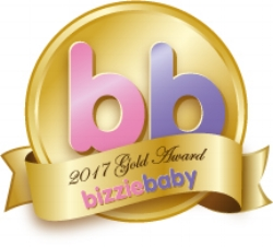Bizziebaby (UK) - 2017 - Bizziebaby is a website designed for mums and dads who are looking for the best in-depth product reviews online. To receive a Bizziebaby award is quite an accolade!