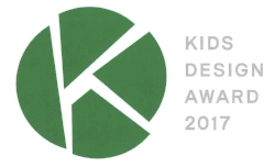 The Kids Design Award (Japan) - 2017 -This is a highly respected award in Japan which honors original and innovative design and ideas that contribute to the on-going safety of children.