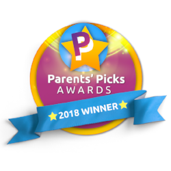 Parents' Picks Awards is the leading site that showcases parent tested and kid approved. In order to be a Parents' Picks Award Winner, these products go through a rigorous approval process with over 50 criteria, including thinking skills, character building, engagement, ease of use, innovativeness, quality, durability, and creative thinking.