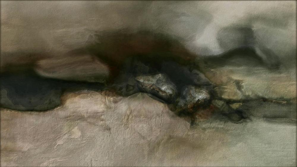 Fissure  by Philip Crean