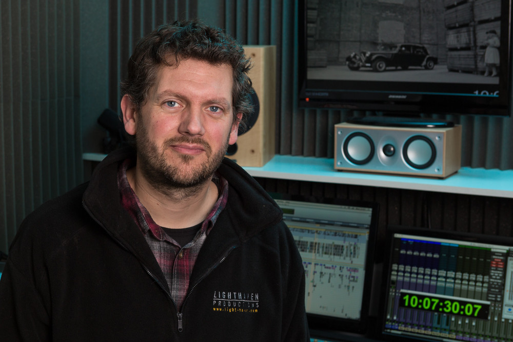 Sound supervisor and dubbing mixer Bennet Maples has experience beyond his years - with a vast range of film and television projects to his name - and years beyond his looks - with over twenty five years as a sound engineer.   email: bennet@sonicfruit.co.uk