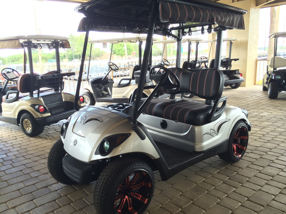 2015 yamaha drive 48 volt bargain carts central florida for Yamaha golf cart dealers in florida