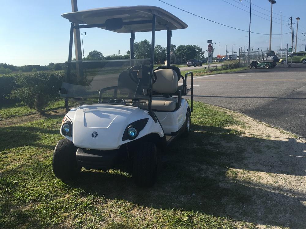 Yamaha Golf Cart Bargain Carts