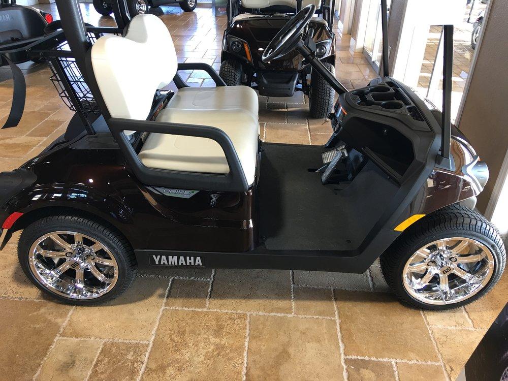 2017 yamaha drive 2 powertech 48 volt bargain carts for Yamaha golf cart dealers in florida