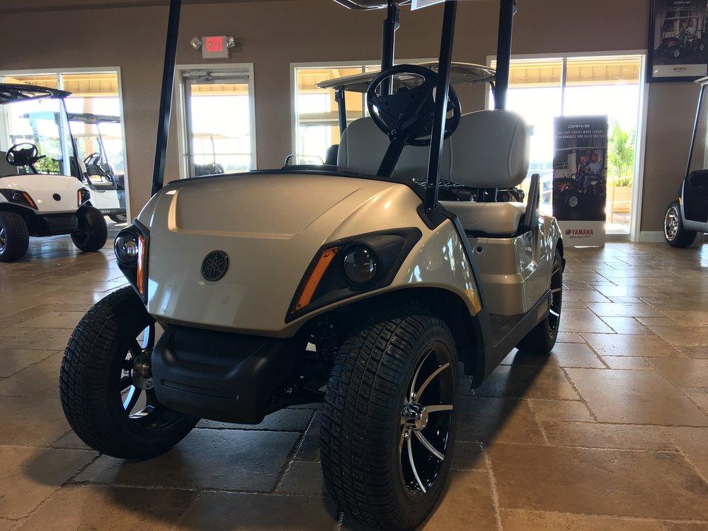 2017 yamaha powertech 48 volt bargain carts central for Yamaha golf cart dealers in florida