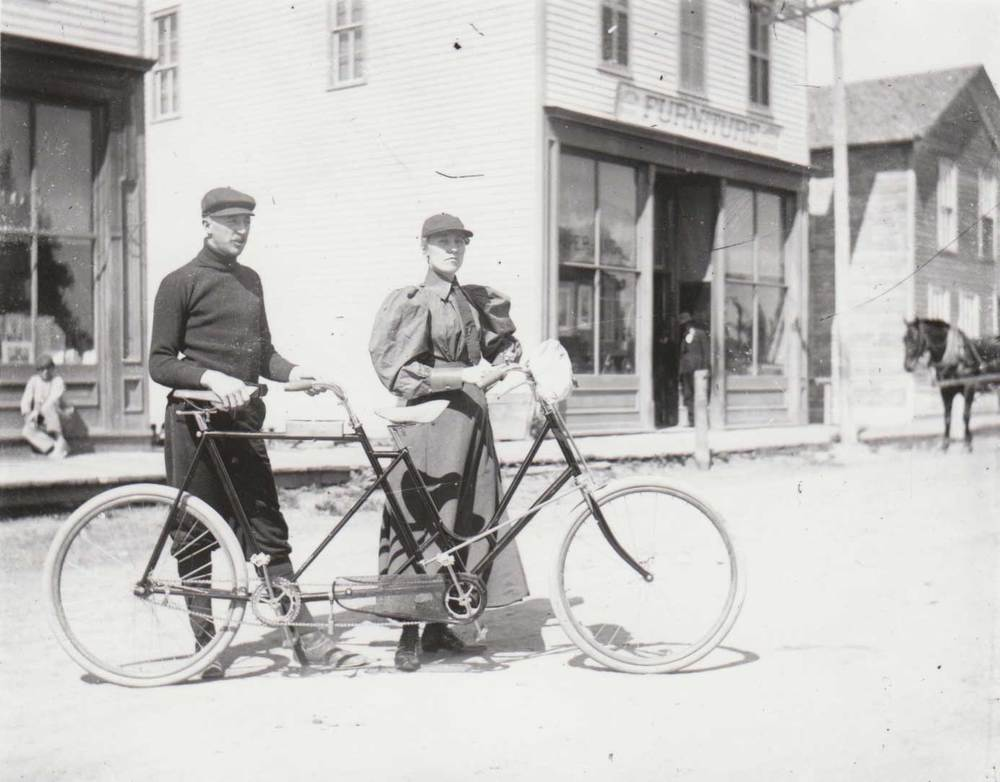 2. Bicycle Built for Two
