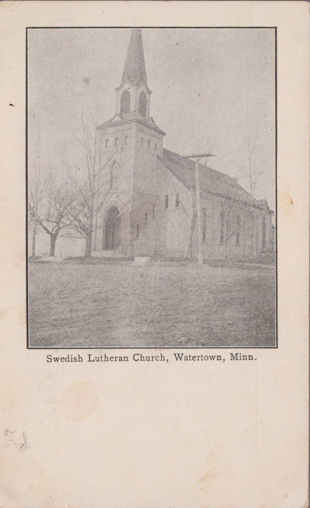 2. Swedish Lutheran Church, Watertown, MN