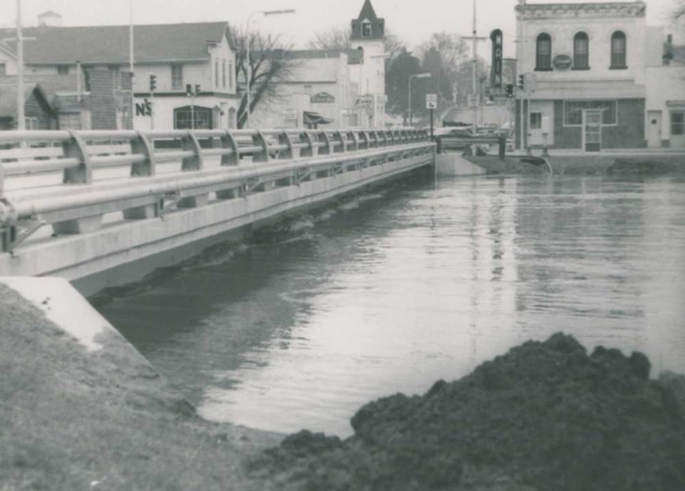 11. Flooding in 1960's