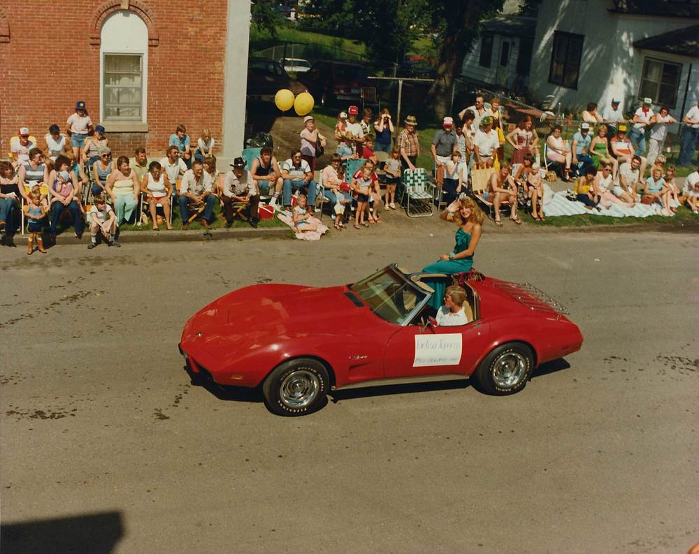 2. Miss Delano, 1979