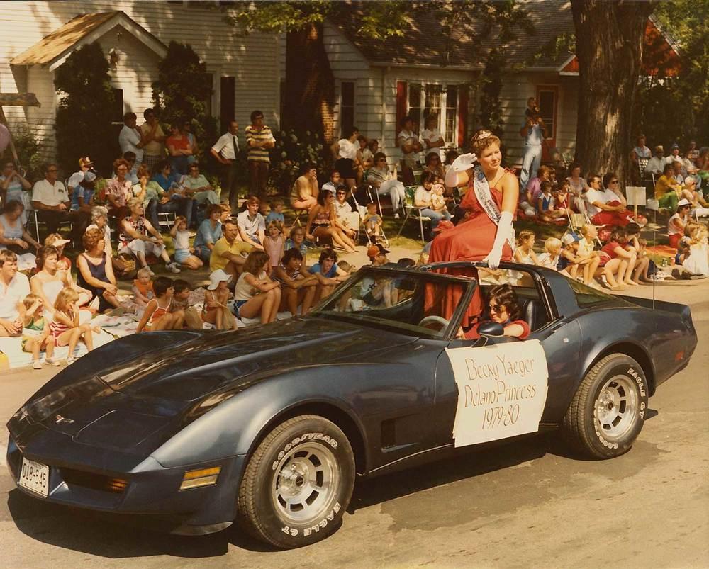 6. Becky Yaeger, Delano Princess, 1979