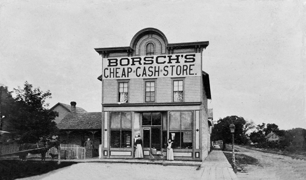13. John Borsch's Store