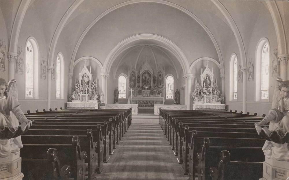 1. Church Interior Front