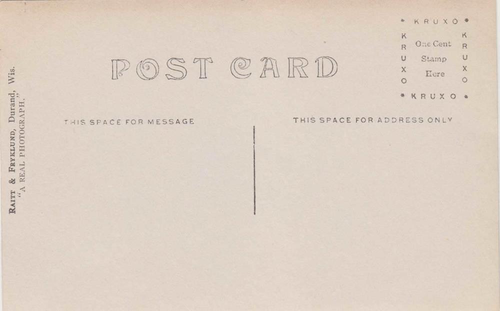 4. Church Postcard Back