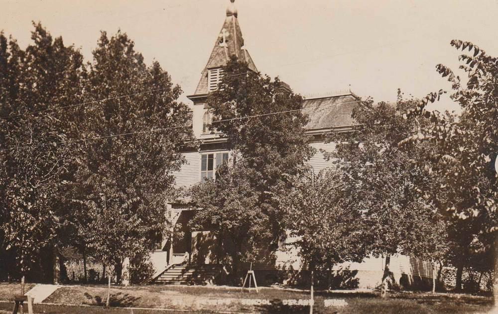 3. Church Postcard