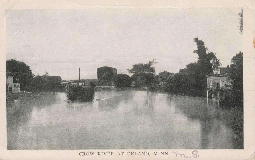 5. Crow River Postcard