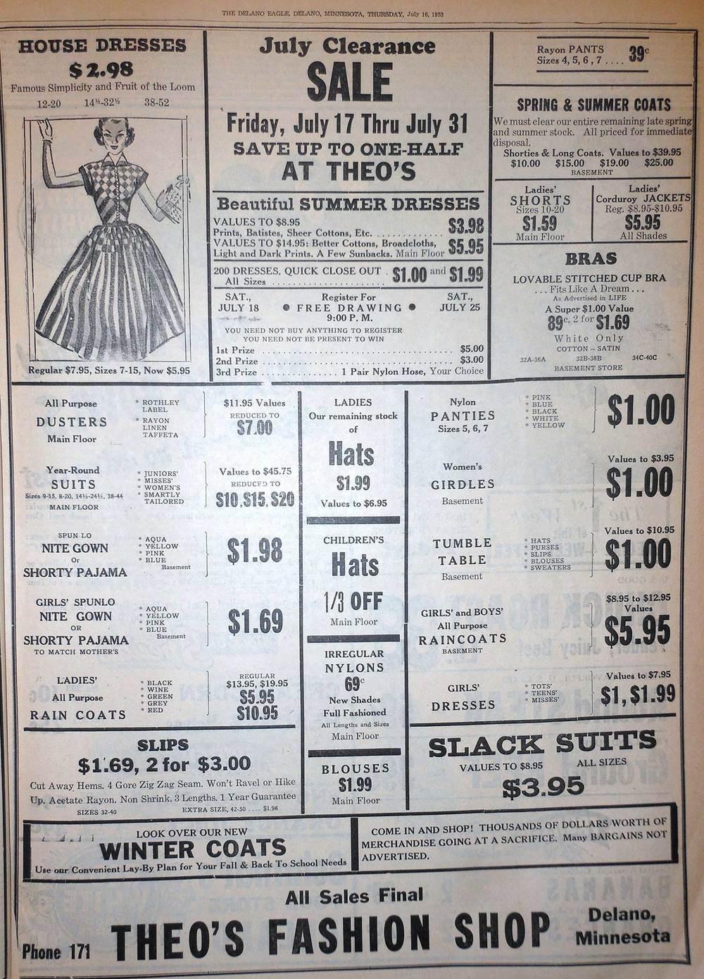 7/16/1953, Ad 2