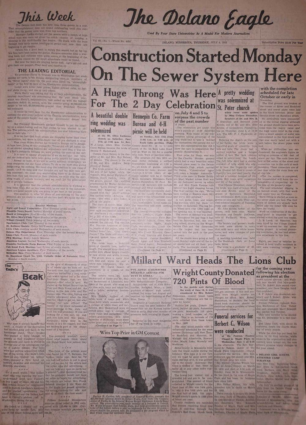 7/9/1953, p1
