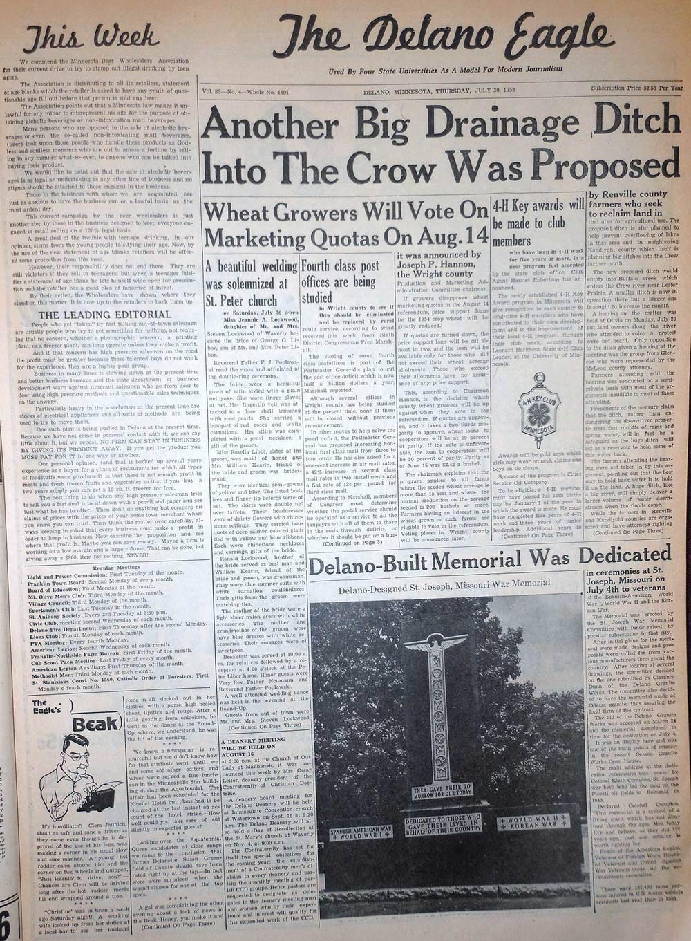 7/30/1953, p1