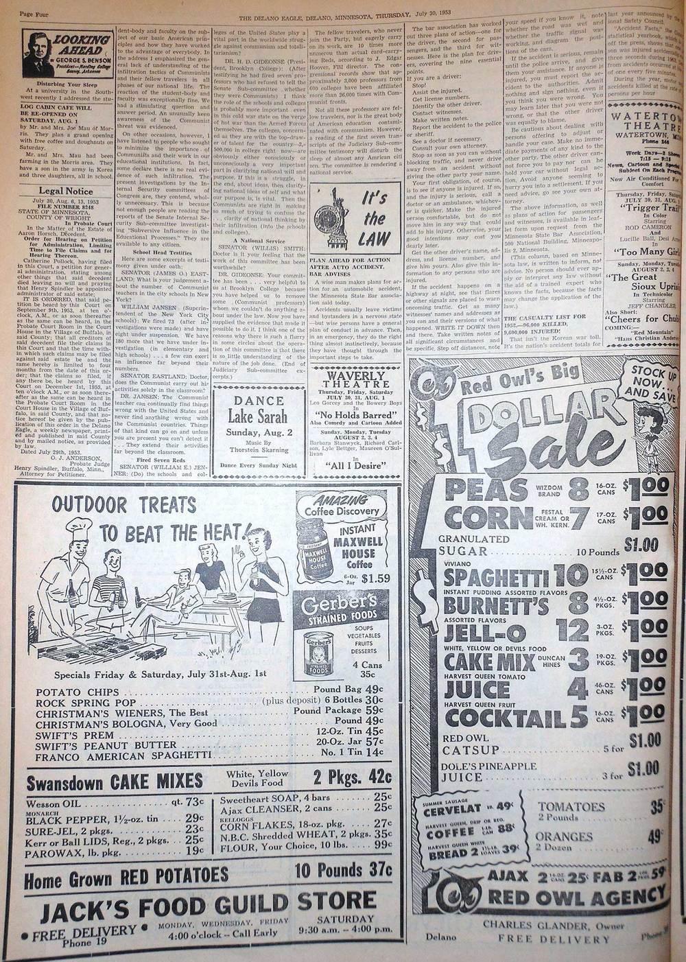 7/30/1953, p4