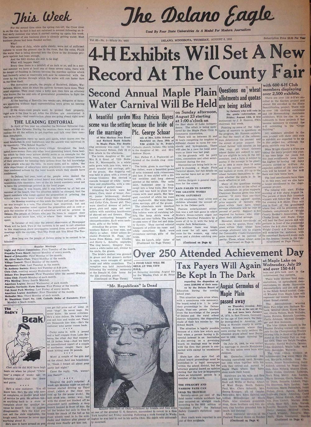 8/6/1953, p1