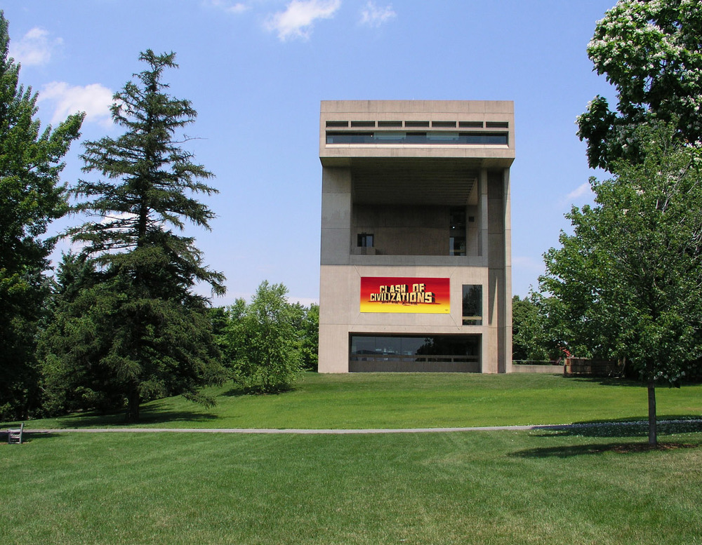 Herbert F. Johnson Museum of Art, Cornell University