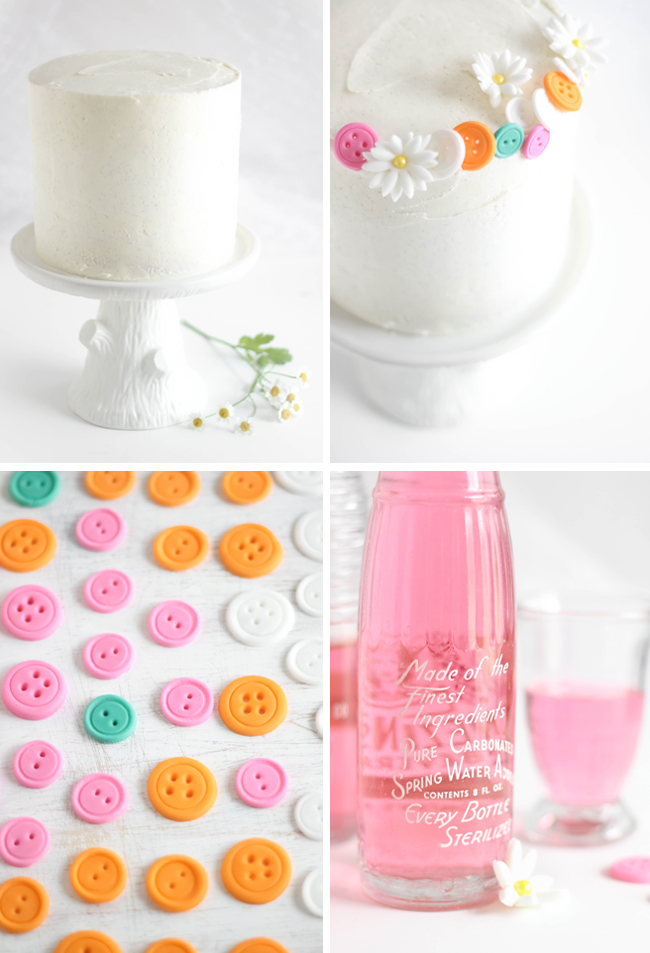 SprinkleBakes White Almond Sour Cream Cake Sew Buttons Cake 2.jpg