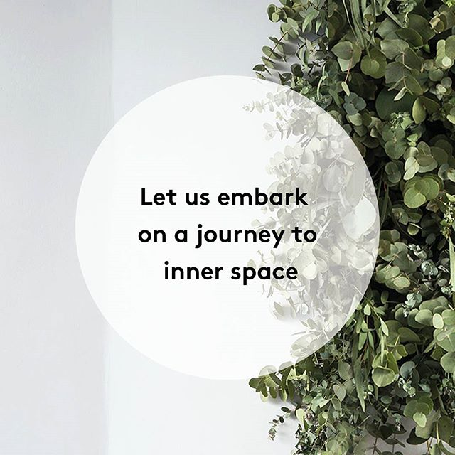 """""""Let us embark on a journey to inner space"""". - A note from our @vinayahouse Manifesto. Read more about our mission to find stillness at www.vinaya.com  #IAMVINAYA."""