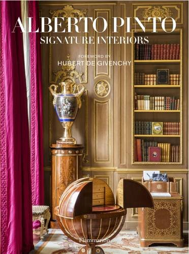 In this book you will discover exceptional interiors that have never been seen before—sumptuous   hôtels particuliers  , lavish apartments, historical residences, and even a Middle Eastern palace—all of which reveal the quintessential Alberto Pinto style.