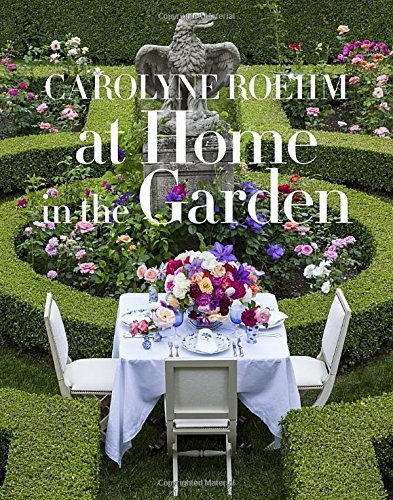 Lifestyle legend Carolyne Roehm celebrates her gardens as outdoor living rooms, revealing how she chooses the plants, flowers, and layouts; how she entertains guests with gorgeous table settings and breathtaking arrangements; and how she savors the hours among the blooms.
