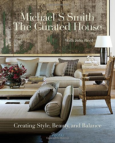 Michael Smith's life and career,  The Curated House  is also his most personal book, tracing the origins and influences of his design philosophy in depth and presenting a substantial offering of new projects.    In the first section of the book, illustrated with images of Smith's own dramatic