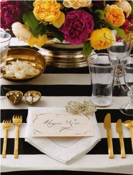Table Settings by Alberto Pinto — Luisa Loves