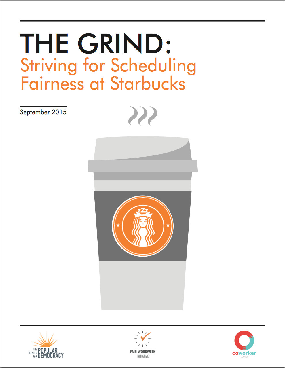 The Grind: Striving for Scheduling Fairness at Starbucks