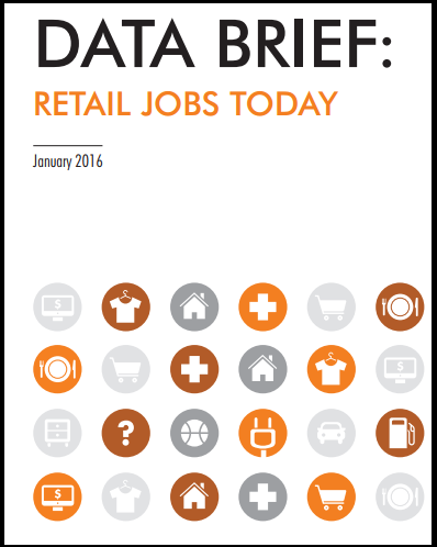 Data Brief: Retail Jobs Today