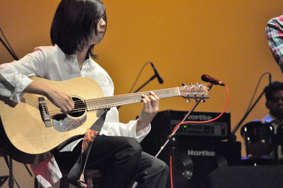 ICOM Tribute to Paul Simon - Kuala Lumpur, Malaysia - Nov '11