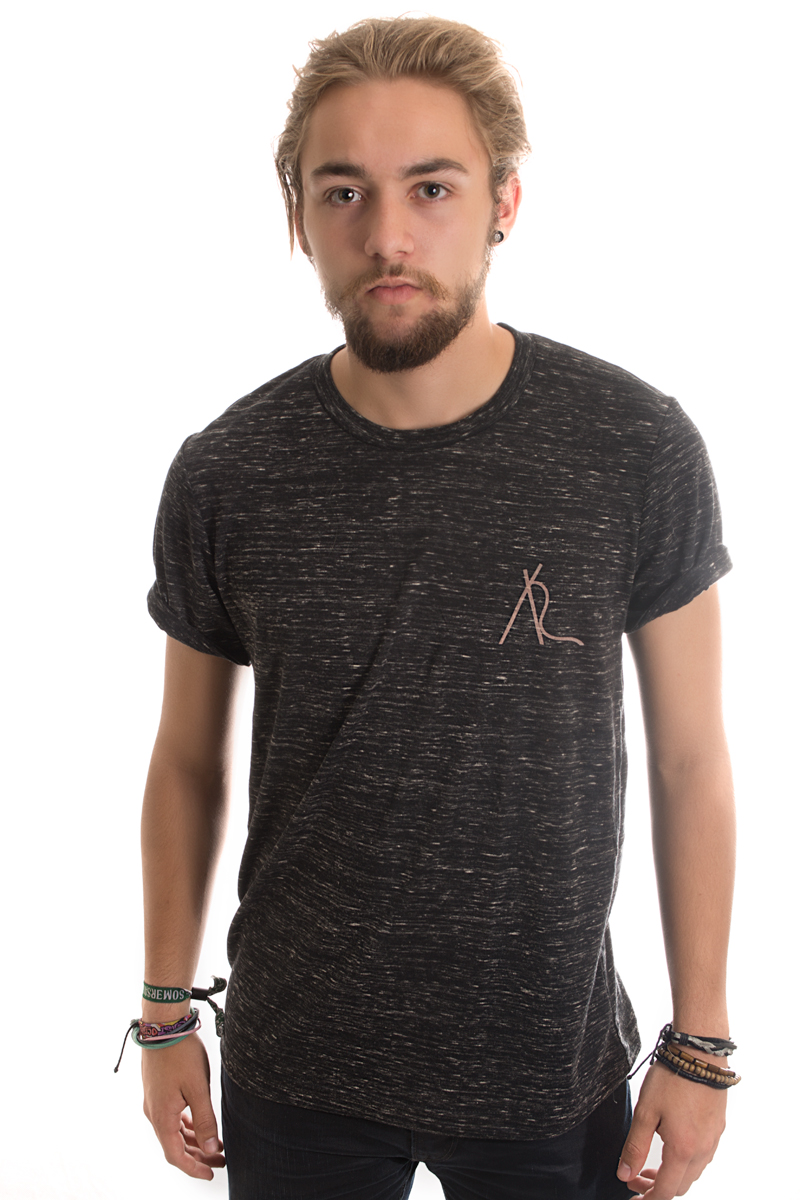 Alex Rainsford T-Shirt Charcoal