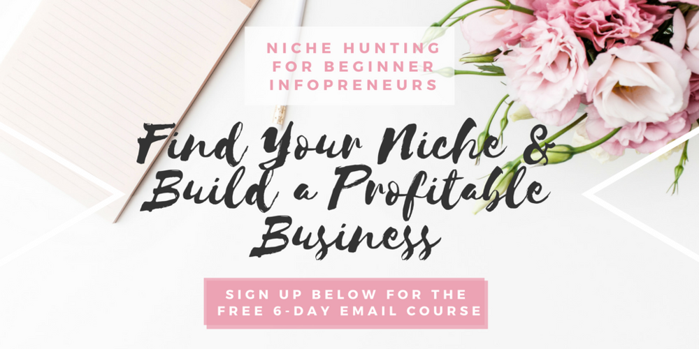 how to find a niche and build a profitable business