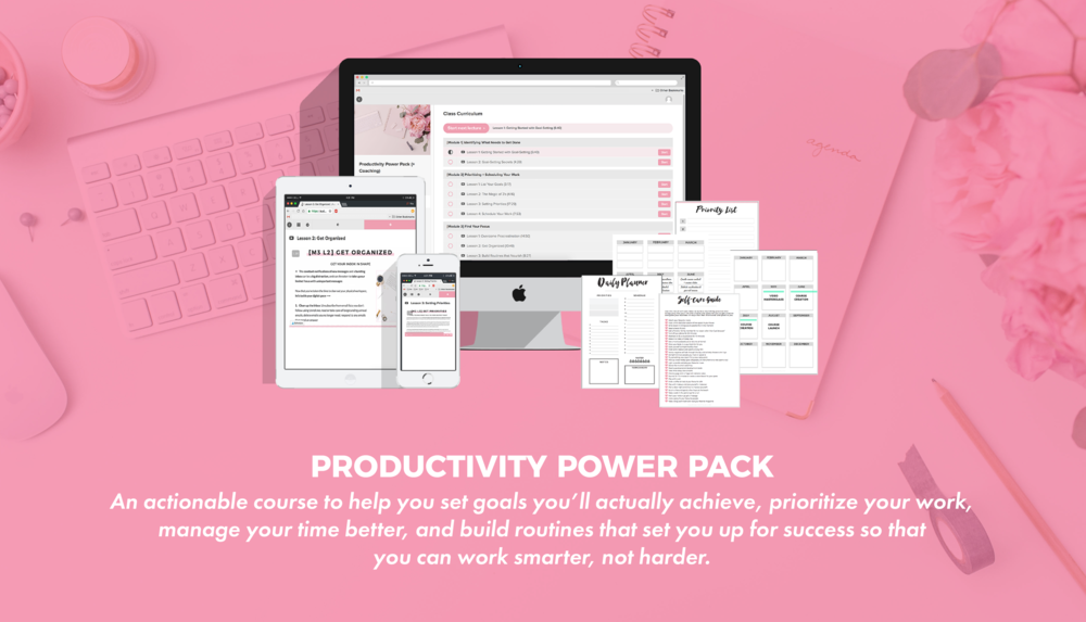 productivity power pack