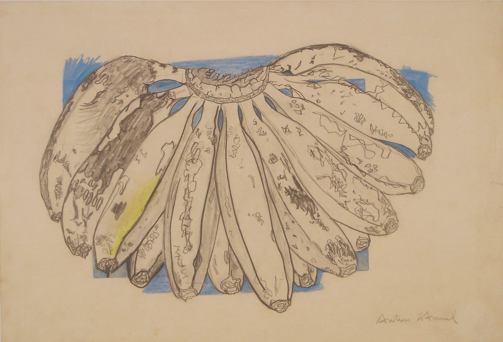 1968 - Esboço bananas.jpg