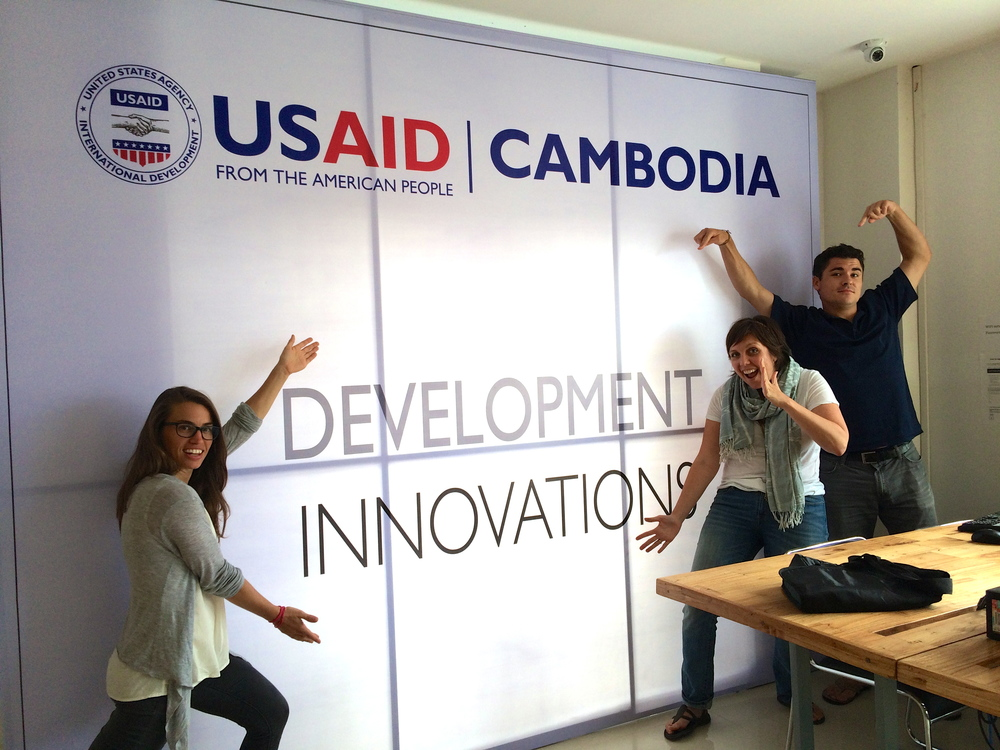 Development Innovations in Cambodia