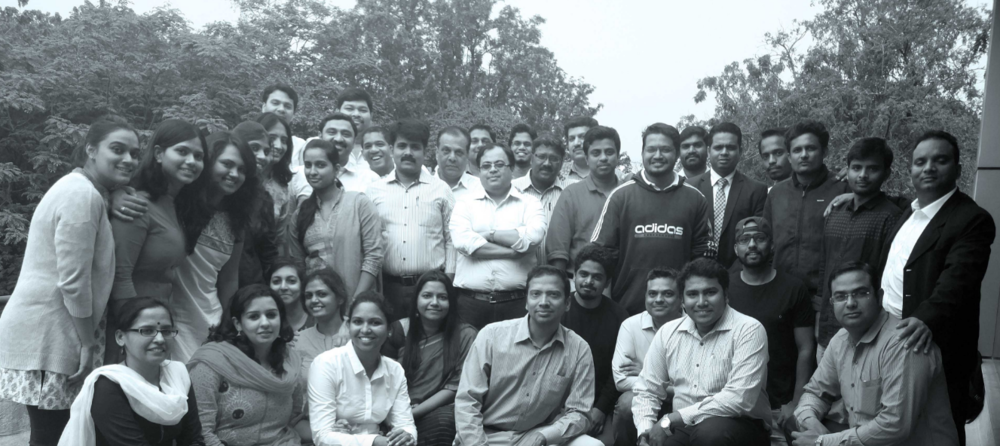 The Team at iSTAR, Bangalore