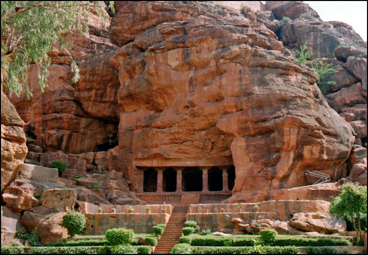 The Cave Temple, Badami
